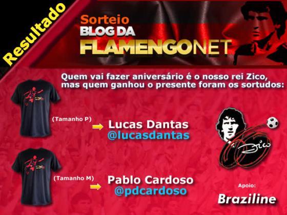 Resultado FlamengoNet